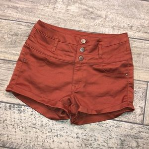 Charlotte Russe High rise shorts!